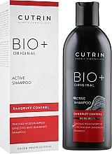 Parfüm, Parfüméria, kozmetikum Korpásodás elleni sampon - Cutrin Bio+ Original Active Shampoo