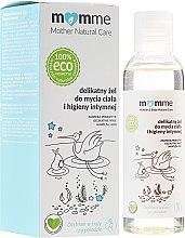 Parfüm, Parfüméria, kozmetikum Testmosó- és intim mosakodó gél - Momme Mother Natural Care Gel
