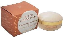 Parfüm, Parfüméria, kozmetikum Szemkontúr gél - Stendhal Recette Merveilleuse Ultra Eye Contour Gel