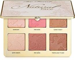 Parfüm, Parfüméria, kozmetikum Kontúrozó paletta - Too Faced Natural Face Palette
