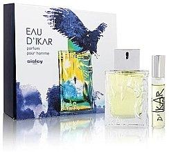 Parfüm, Parfüméria, kozmetikum Sisley Eau d'Ikar - Parfüm szett (edt/50ml + edt/10ml)