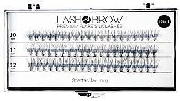 Parfüm, Parfüméria, kozmetikum Műszempilla - Lash Brown Premium Flare Silk Lashes Spectacular Long