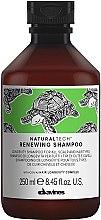 Parfüm, Parfüméria, kozmetikum Öregedésgátló helyreállító sampon fejbőrre és hajra - Davines Natural Tech Renewing Shampoo