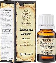 """Parfüm, Parfüméria, kozmetikum Illóolaj """"Limet"""" - Aromatika"""