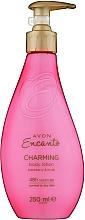 Parfüm, Parfüméria, kozmetikum Avon Encanto Charming - Testápoló