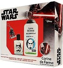 Parfüm, Parfüméria, kozmetikum Corine de Farme Star Wars - Szett (edt/50ml +sh/gel/250ml + accessories)