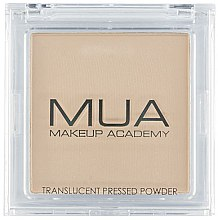 Parfüm, Parfüméria, kozmetikum Átlátszó púder - MUA Translucent Pressed Powder