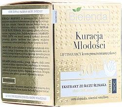 Parfüm, Parfüméria, kozmetikum Arckrém - Bielenda Kuracja Mlodosci Cream 50+