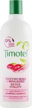 Parfüm, Parfüméria, kozmetikum Vitaminos sampon - Timotei Explosion Vitality Shampoo
