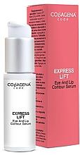 Parfüm, Parfüméria, kozmetikum Szem és ajak szérum - Collagena Code Express Lift Eye And Lip