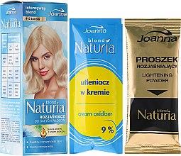 Parfüm, Parfüméria, kozmetikum Hajszőkítő - Joanna Hair Naturia Blond