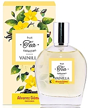 Parfüm, Parfüméria, kozmetikum Alvarez Gomez Fruit Tea Collection Vainilla - Eau De Toilette