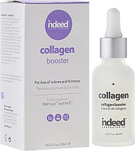 Parfüm, Parfüméria, kozmetikum Booster arcra - Indeed Labs Collagen Booster