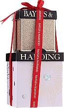 Parfüm, Parfüméria, kozmetikum Szett - Baylis & Harding Sweet Mandarin & Grapefruit (sh/gel/100ml + sh/cream/100ml + b/lot/50ml + b/salt/25g + sponge)