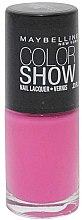 Parfüm, Parfüméria, kozmetikum Körömlakk - Maybelline Color Show Nail Lacquer