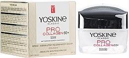Parfüm, Parfüméria, kozmetikum Nappali krém száraz és érzékeny bőrre 60+ - Yoskine Classic Pro Collagen Day Cream 60+