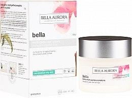 Parfüm, Parfüméria, kozmetikum Krém kombinált és zsíros bőrre - Bella Aurora Multi-Perfection Day Cream Combination/Oily Skin