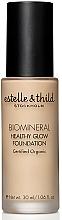 Parfüm, Parfüméria, kozmetikum Alapozó krém - Estelle & Thild BioMineral Healthy Glow Foundation