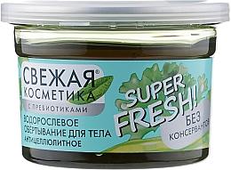 "Parfüm, Parfüméria, kozmetikum Cellulit elleni hínár testpakolás ""Friss kozmetikum"" - Fito Kozmetikum Super Fresh"