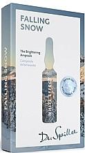 Parfüm, Parfüméria, kozmetikum Ampulla koncentrátum bőrtónus kiegyenlítésére - Dr. Spiller White Effect Falling Snow The Brightening Ampoule