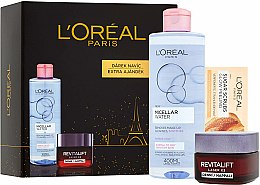 Parfüm, Parfüméria, kozmetikum Szett - L'Oreal Revitalift Laser X3 (cr/50ml + micellar/200ml + f/scrub/4ml)