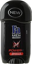 Parfüm, Parfüméria, kozmetikum Dezodor stift férfiaknak - Fa Men Xtreme Power+
