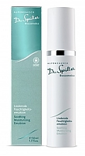 Parfüm, Parfüméria, kozmetikum Nyugtató és hidratáló emulzió - Dr. Spiller Alpenrausch Soothing Moisturizing Emmulsion