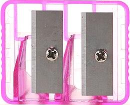 Parfüm, Parfüméria, kozmetikum Ceruzahegyező duo, 2199, világos rózsaszín - Top Choice
