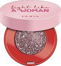 Parfüm, Parfüméria, kozmetikum Szemhéjfesték - Pupa Fight A Like Woman Dual Chrome Eyeshadow