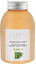 """Parfüm, Parfüméria, kozmetikum Pezsgő fürdősó """"Bambusz"""" - Kanu Nature Bamboo Bath Salt"""