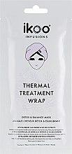Parfüm, Parfüméria, kozmetikum Revitalizáló termál hajpakolás - Ikoo Infusions Thermal Treatment Wrap