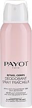 Parfüm, Parfüméria, kozmetikum Izzadásgátló dezodor - Payot Rituel Corps 48H Antiperspirant Alcohol Free