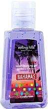 "Parfüm, Parfüméria, kozmetikum Antibakteriális kézgél ""Bahamas"" - Rolling Hills Hand Cleansing Gel"