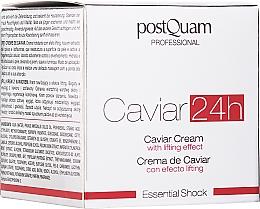 Parfüm, Parfüméria, kozmetikum Lifting krém - Postquam Caviar 24h Cream Lifting Effect
