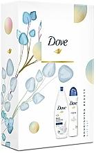 Parfüm, Parfüméria, kozmetikum Szett - Dove (sh/gel/250ml + deo/150ml)