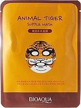 """Parfüm, Parfüméria, kozmetikum Szövetmaszk arcra """"Tigris"""" - Bioaqua Animal Tiger Supple Mask"""