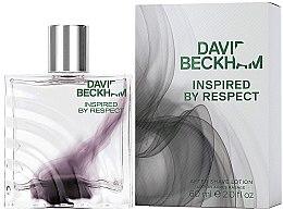 Parfüm, Parfüméria, kozmetikum David Beckham Inspired by Respect - Borotválkozás utáni lotion