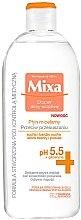 Parfüm, Parfüméria, kozmetikum Micellás víz száraz bőrre - Mixa Anti-Dryness Micellar Water
