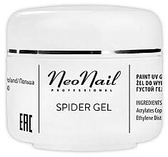 Parfüm, Parfüméria, kozmetikum Pókháló gél körömre - NeoNail Professional Spider Gel