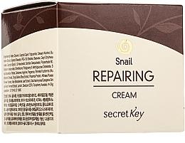 Parfüm, Parfüméria, kozmetikum Arckrém - Secret Key Snail + EGF Repairing Cream