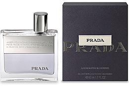 Parfüm, Parfüméria, kozmetikum Prada Amber Pour Homme - Eau De Toilette