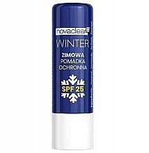 Parfüm, Parfüméria, kozmetikum Higiéniai ajakápoló - Novaclear Winter Lip Balm SPF25