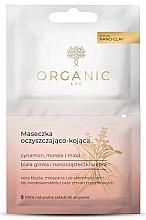 Parfüm, Parfüméria, kozmetikum Arcmaszk zsíros és kombinált bőrre - Organic Lab Cleansing And Soothing Mask Cinnamon Apricot And Honey