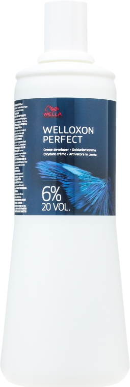 Oxidálószer - Wella Professionals Welloxon Perfect 6%