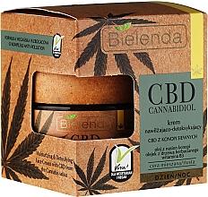 Parfüm, Parfüméria, kozmetikum Detox arcápoló krém - Bielenda CBD Cannabidiol Cream