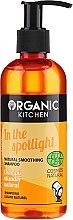 "Parfüm, Parfüméria, kozmetikum Sampon simító hatással ""Reflektorfény"" - Organic Shop Organic Kitchen Shampo"