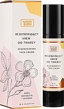 Parfüm, Parfüméria, kozmetikum Regeneráló arckrém - Nature Queen