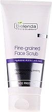 Parfüm, Parfüméria, kozmetikum Finom szemcséjű arcradír - Bielenda Professional Face Program Fine-grained Face Scrub