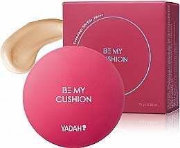 Parfüm, Parfüméria, kozmetikum Alapozó krém-cushion arcra - Yadah Be My Cushion SPF50 PA +++