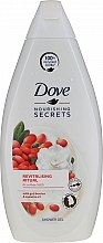 Parfüm, Parfüméria, kozmetikum Tusfürdő goji bogyókkal - Dove Nourishing Secrets Revitalising Ritual Goji Shower Gel